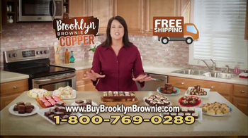 Brooklyn Brownie Copper TV Spot, 'Super Surface' - Thumbnail 10