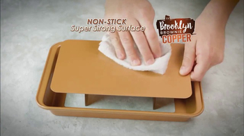 Brooklyn Brownie Copper TV Spot, 'Super Surface' - Thumbnail 3