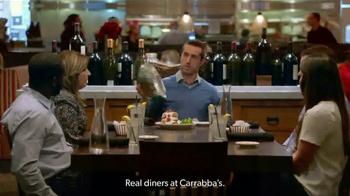 Carrabba's Grill Chicken Parmesan Lasagne TV Spot, 'A New Twist' - Thumbnail 3