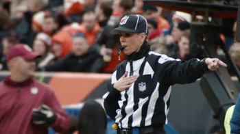 Dannon Activia TV Spot, 'NFL Official' Featuring Sarah Thomas - Thumbnail 4