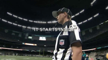 Dannon Activia TV Spot, 'NFL Official' Featuring Sarah Thomas - Thumbnail 5