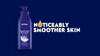 Nivea Essentially Enriched TV Spot, 'Unique Formula' - Thumbnail 6
