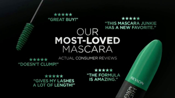 Revlon Super Length TV Spot, \'Our Most Loved Mascara\'