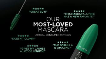 Revlon Super Length TV Spot, 'Our Most Loved Mascara' - Thumbnail 2