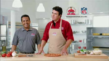 Papa John's TV Spot, 'Futbol con amigos: cheesesticks' [Spanish] - Thumbnail 5