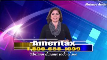 Ameritax TV Spot, 'Número uno' [Spanish]