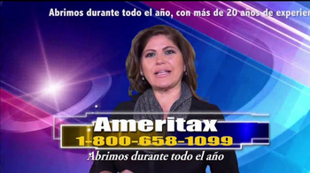 Ameritax TV Spot, 'Número uno' [Spanish] - Thumbnail 2