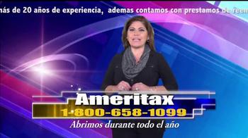 Ameritax TV Spot, 'Número uno' [Spanish] - Thumbnail 4