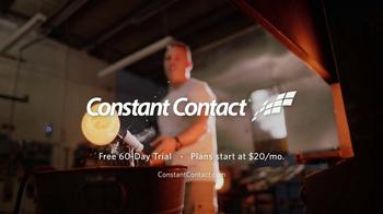 Constant Contact TV Spot, 'Luke Adams Glass Blowing Studio' - Thumbnail 8