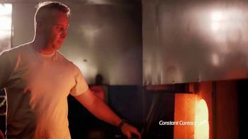 Constant Contact TV Spot, 'Luke Adams Glass Blowing Studio' - Thumbnail 1