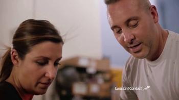 Constant Contact TV Spot, 'Luke Adams Glass Blowing Studio' - Thumbnail 2