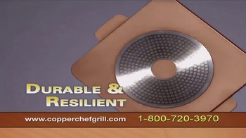 Copper Chef Grill TV Spot, 'Indoor Grilling' - Thumbnail 7
