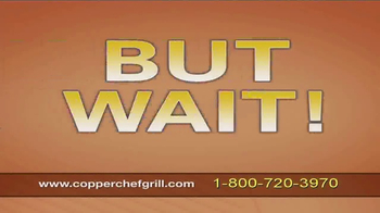 Copper Chef Grill TV Spot, 'Indoor Grilling' - Thumbnail 8
