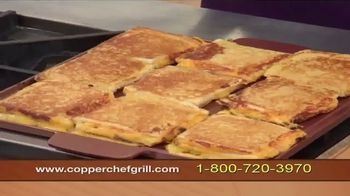 Copper Chef Grill TV Spot, 'Indoor Grilling'