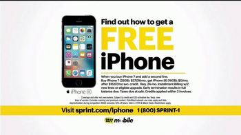 Sprint Unlimited TV Spot, 'Try New Things' - Thumbnail 9