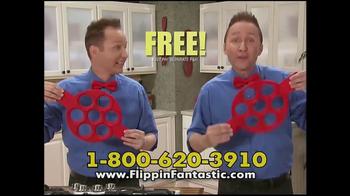 Flippin' Fantastic TV Spot, 'Perfect Pancakes' Featuring Jeremy Rabe - Thumbnail 9