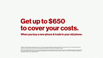 Verizon NFL Mobile TV Spot, 'Football/Life Balance: $650 Deal' - Thumbnail 8