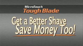 MicroTouch Tough Blade TV Spot, 'Big Razor Companies' Featuring Brett Favre - Thumbnail 2