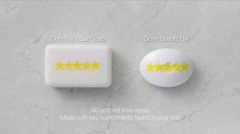 Dove Beauty Bar TV Spot, 'Christina Brown' - Thumbnail 4