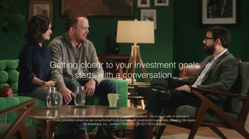 TD Ameritrade TV Spot, 'Green Room: We Listen' - Thumbnail 8