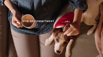 Coffee-Mate TV Spot, \'The Perfect Companion to Stir Things Up\'