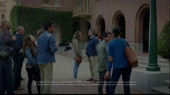 Ameriprise Financial TV Spot, 'Alumni Day' - Thumbnail 1