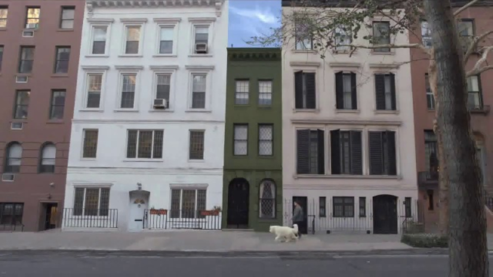Fios by Verizon TV Commercial, 'Half House' Song by Robert Maxwell