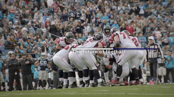 NFL TV Spot, 'The Future of Football: The Brain' - Thumbnail 10