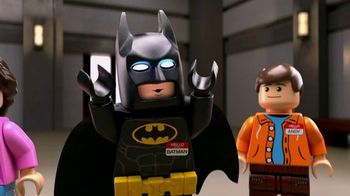 Chevrolet TV Spot, 'All-New LEGO Batmobile From Chevy' [T1] - 405 commercial airings