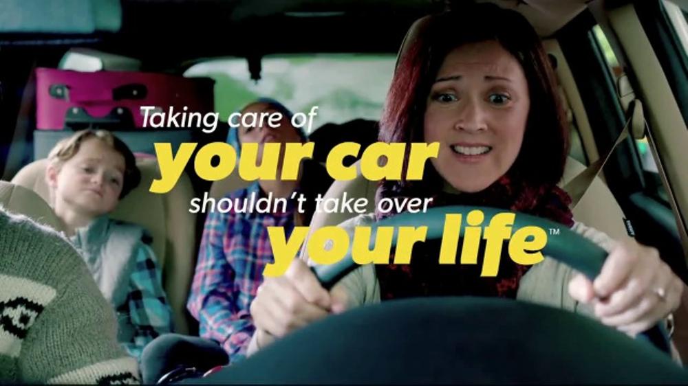 Meineke Oil Change >> Meineke Car Care Centers Basic Oil Change Tv Commercial Staycation Video