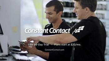 Constant Contact TV Spot, 'Cycling Studio' - Thumbnail 9