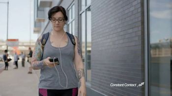 Constant Contact TV Spot, 'Cycling Studio' - 4178 commercial airings