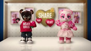 Build-A-Bear Workshop TV Spot, 'Valentine's Day: Adventure' - 1341 commercial airings