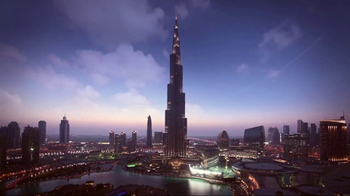 Emirates TV Spot, 'Dubai Awaits' - Thumbnail 1