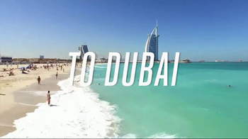 Emirates TV Spot, 'Dubai Awaits' - Thumbnail 8