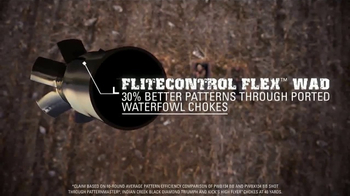 Federal Premium Ammunition Black Cloud TV Spot, 'Works in All Chokes'