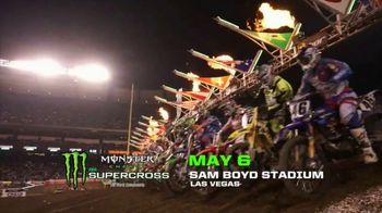 2017 Monster Energy Supercross TV Spot, 'Las Vegas Finals Weekend'