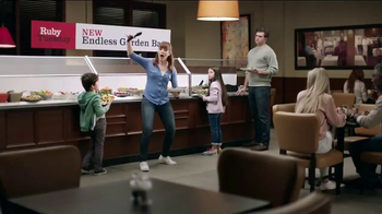 Ruby Tuesday Garden Bar TV Spot, 'Get Creative'