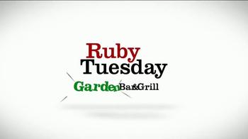 Ruby Tuesday Garden Bar TV Spot, 'Get Creative' - Thumbnail 8