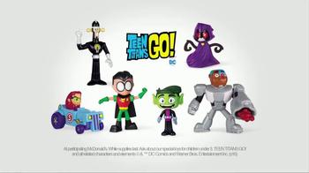 McDonald's Happy Meal TV Spot, 'Teen Titans Go!' - Thumbnail 7
