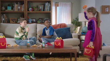 McDonald's Happy Meal TV Spot, 'Teen Titans Go!' - Thumbnail 5