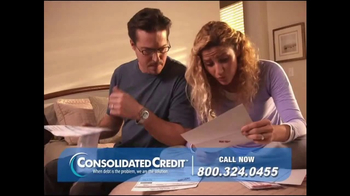 Consolidated Credit Counseling Services TV Spot, 'Pay Off Your Debt Fast' - Thumbnail 1