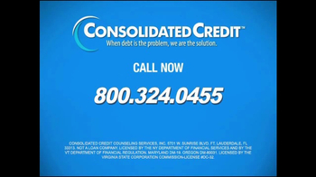Consolidated Credit Counseling Services TV Spot, 'Pay Off Your Debt Fast' - Thumbnail 6