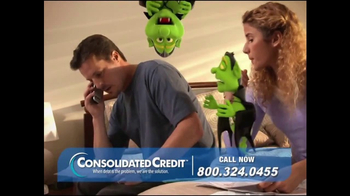 Consolidated Credit Counseling Services TV Spot, \'Pay Off Your Debt Fast\'