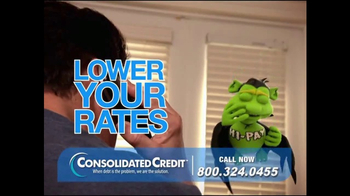 Consolidated Credit Counseling Services TV Spot, 'Pay Off Your Debt Fast' - Thumbnail 3