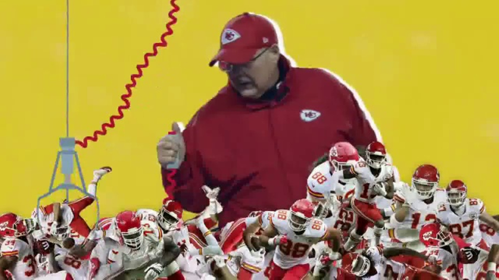 NFL TV Commercial, 'Playoffs: Chiefs empuje de ??ltima hora'