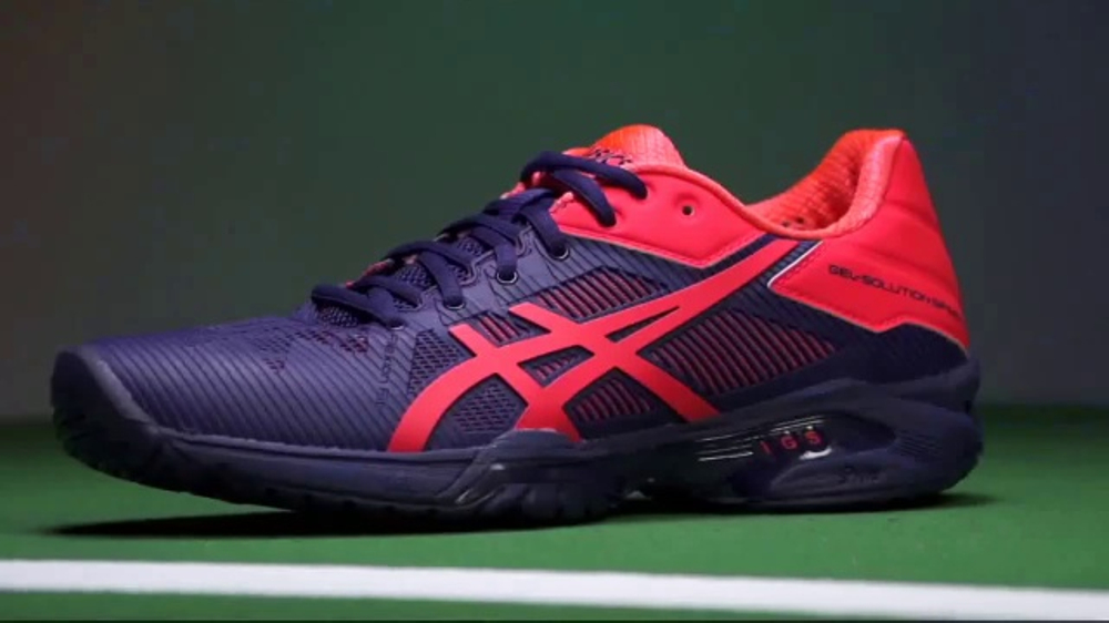 Tennis Warehouse TV Commercial, 'ASICS Gel-Resolution 7 & Solution Speed 3'  - Video