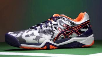 Tennis Warehouse TV Spot, 'ASICS Gel-Resolution 7 & Solution Speed 3' - Thumbnail 1