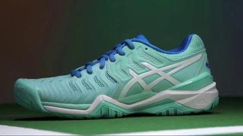 Tennis Warehouse TV Spot, 'ASICS Gel-Resolution 7 & Solution Speed 3' - Thumbnail 2