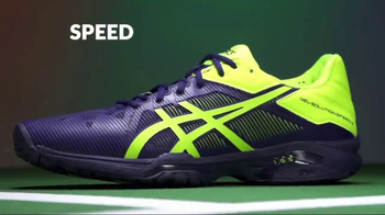Tennis Warehouse TV Spot, 'ASICS Gel-Resolution 7 & Solution Speed 3' - Thumbnail 6